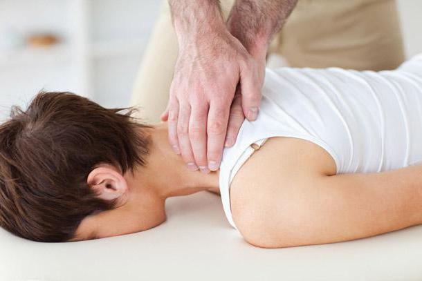 Остеопатический массаж при спортивных травмах и некоторых заболеваниях